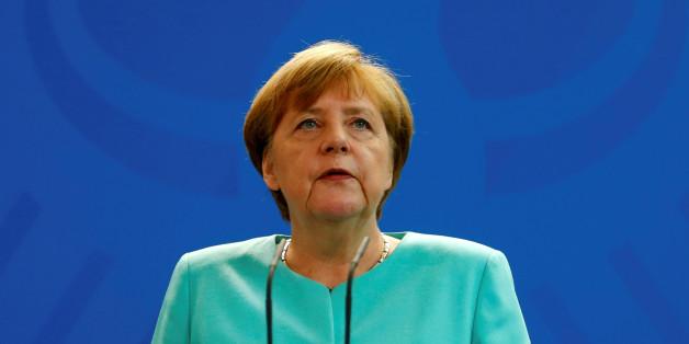 """""""New York Times"""" glaubt: Angela Merkel ist die letzte Verteidigerin des freien Westens"""