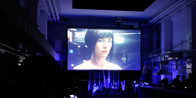 TOKYO, JAPAN - NOVEMBER 13:  The performance during the global trailer launch for Paramount Pictures' 'Ghost in the Shell' at the Tabloid on November 13, 2016 in Tokyo, Japan.  (Photo by Tomohiro Ohsumi/Getty Images  for Paramount Pictures)