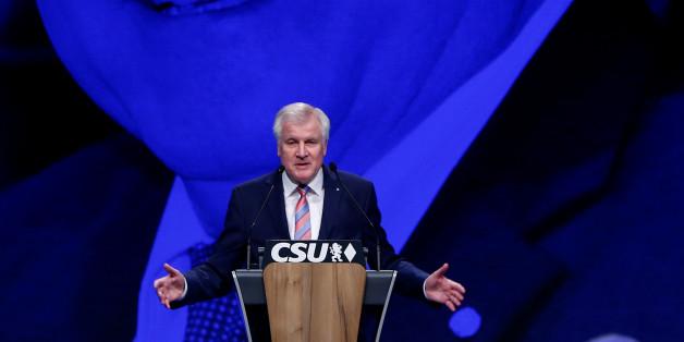 CSU-Chef Seehofer: Nicht die Bürger sind Schuld an den Europagegnern