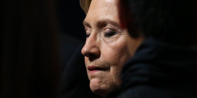 Clinton hat die Wahl verloren - obwohl sie 1,5 Prozent mehr Stimmen hat