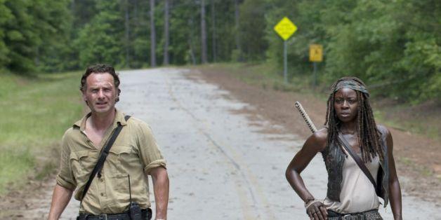 """Rick ist der Held von """"The Walkind Dead"""" - jetzt zeigt sich, was er für einen Charakter hat"""