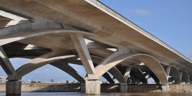 La voie d'accès au pont Hassan II côté Salé réouverte à la circulation