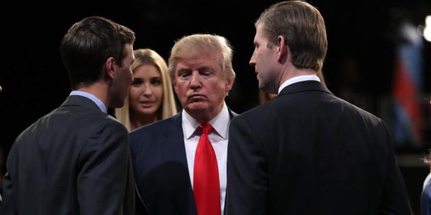 In Donald Trumps Team zur Bildung einer Regierung gibt es Streit