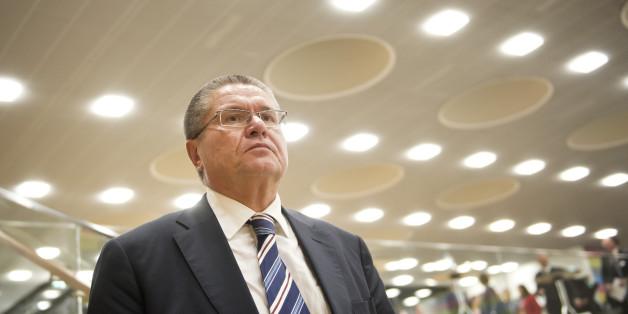 Der russische Wirtschaftsminister Alexej Uljukajew