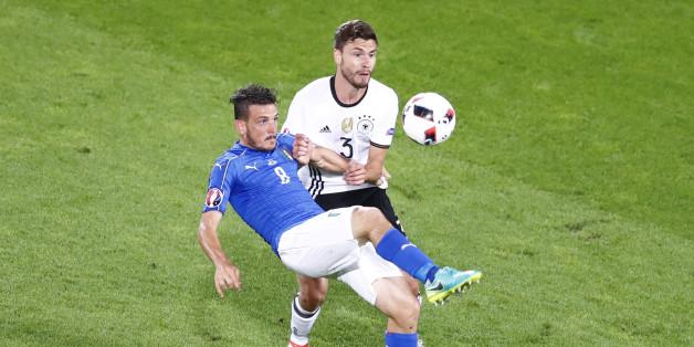 Italien empfängt Deutschland zum Freundschaftsspiel