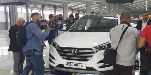 Le Cpa Accorde Des Credits Permettant Lachat Dun Vehicule Hyundai Fabrique En Algerie
