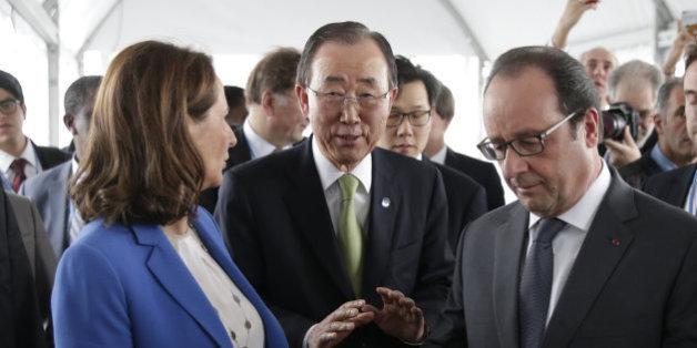 """À la COP22, François Hollande appelle Donald Trump à """"respecter les engagements qui ont été pris"""" par Washington sur le climat"""