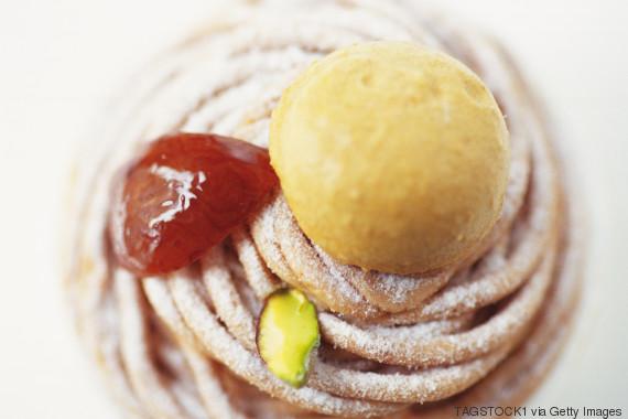 montblanc dessert