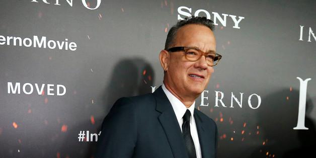 Tom Hanks wäre ein guter Präsidentschaftskandidat, findet Moore