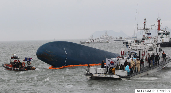 sewol 2014 april