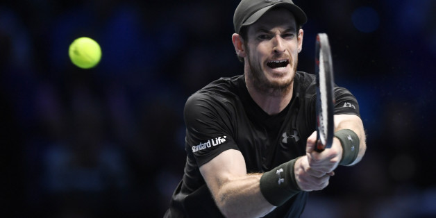 Andy Murray spielt am Mittwoch in den WTA Finals in London