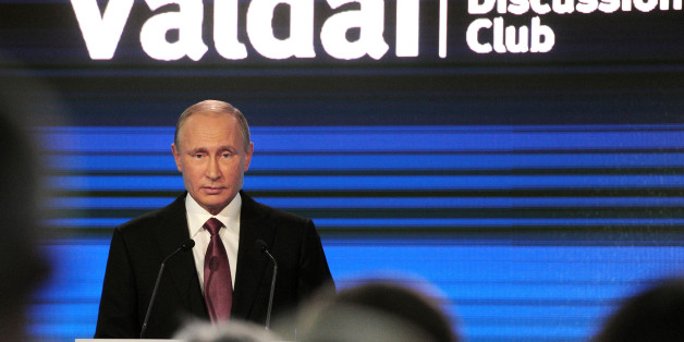 Eskalation nach Plan: Wenn Putin es will, steht das Ende der Nato bevor