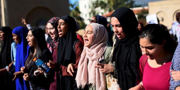Die Hasskriminalität gegen Muslime in USA ist innerhalb eines Jahres dramatisch gestiegen