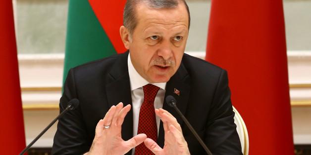 """Erdogan-Beraterin beschimpft französischen Journalisten: """"Deine Mutter ist ein Diktator"""""""