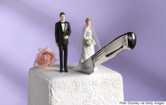 divorce after marriage