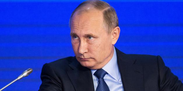 Putin pervertiert Recht und Gesetz
