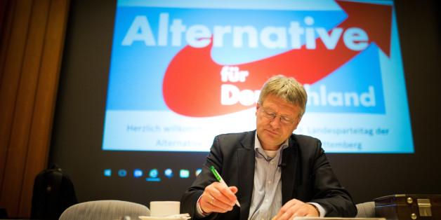 Die AfD in Baden-Württemberg will die Presse von ihrem diesjährigen Parteitag ausschließen