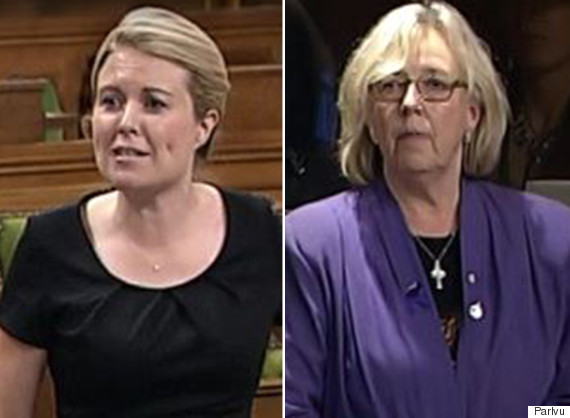 michelle rempel elizabeth may