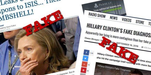 Sur Facebook, les fausses infos ont bien eu plus de succès que les vrais articles avant l'élection américaine