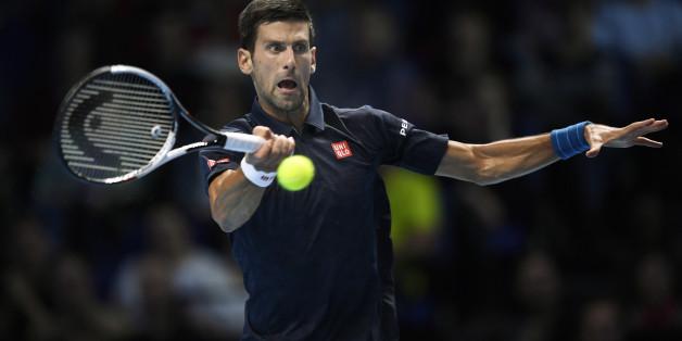 Der Serbe Novak Djokovic, trainiert von Boris Becker, steht bereits im Halbfinale der ATP-WM. Trotzdem muss er noch das dritte Tennisspiel der Gruppenphase bestreiten