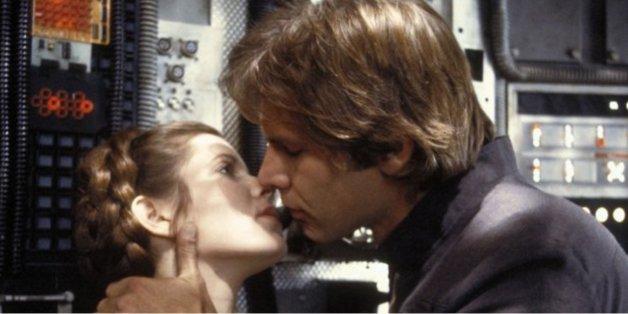 """Carrie Fisher dévoile sa liaison avec Harrison Ford sur le tournage de """"Star Wars"""""""