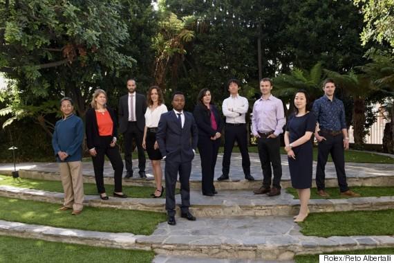 laureates rolex awards