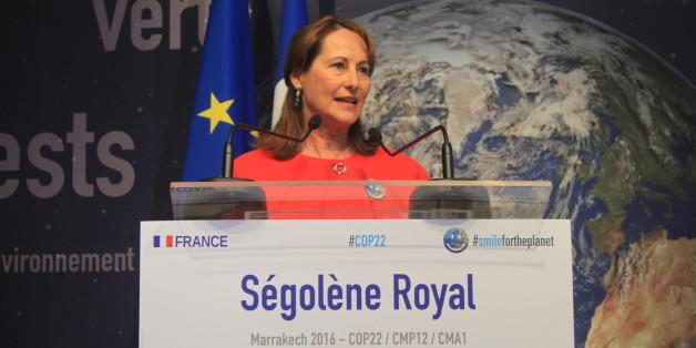 COP22: Ségolène Royal fait le bilan des négociations (et tacle Trump au passage)