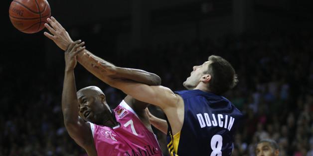Viele Basketballspiele gibt es im Livestream - aber auch im Free-TV