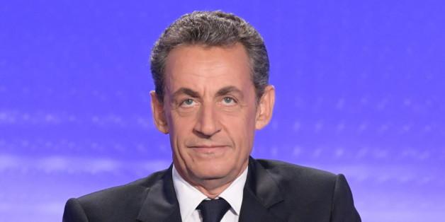 Der französische Präsidentschaftskandidat Nicolas Sarkozy