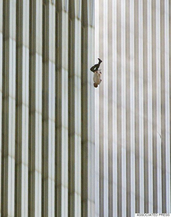 world trade center fall 2001