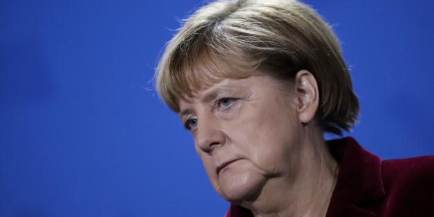 Merkels Kandidatin sagte in letzter Sekunde ab