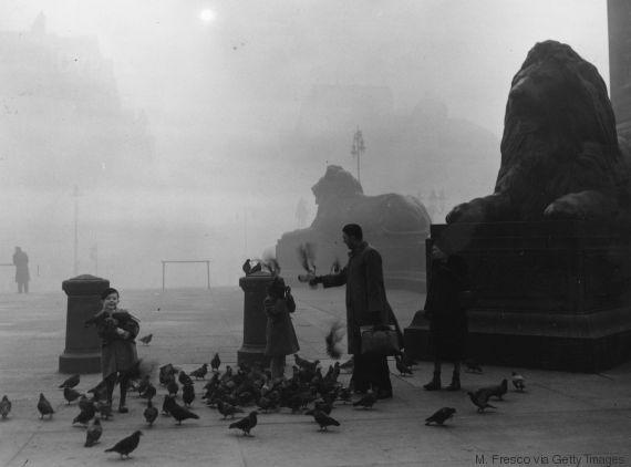 fog london 1952