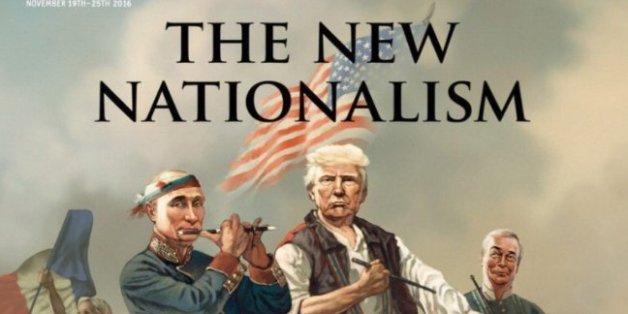 """Das britische Nachrichtenmagazin """"The Economist"""" warnt vor den Gefahren der außenpolitischen Linie Trumps"""