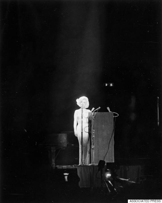 marilyn monroe birthday 1962