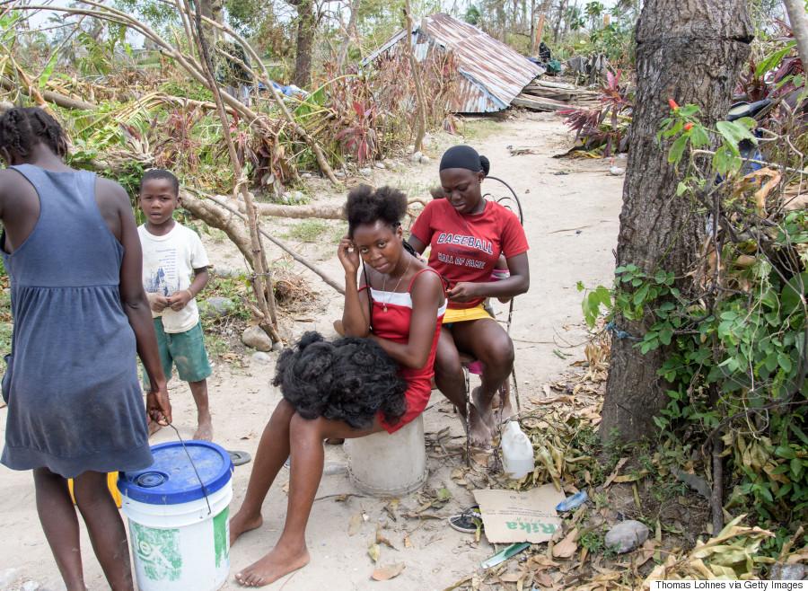 women haiti