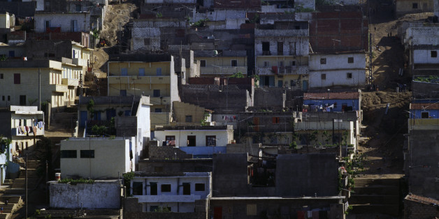 ALGERIA - MAY 05: View of Souk Ahras, Algeria. (Photo by DeAgostini/Getty Images)