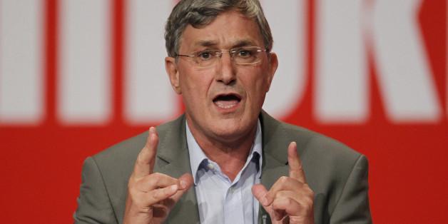 Der Parteichef der Linken Bernd Riexinger