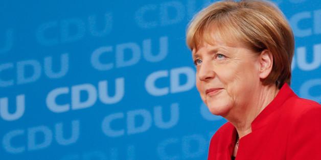Angela Merkel will 2017 ein viertes Mal für das Bundeskanzleramt kandidieren