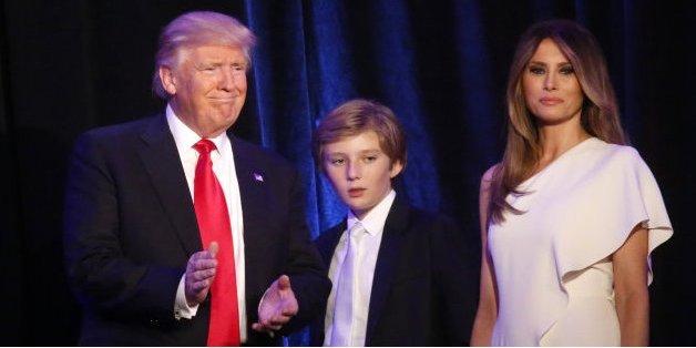 Melania ne s'installera pas à la Maison Blanche, et Donald?