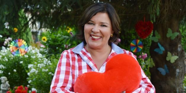 """Vera Int-Veen moderiert seit 2007 die Sendung """"Schwiegertochter gesucht""""."""