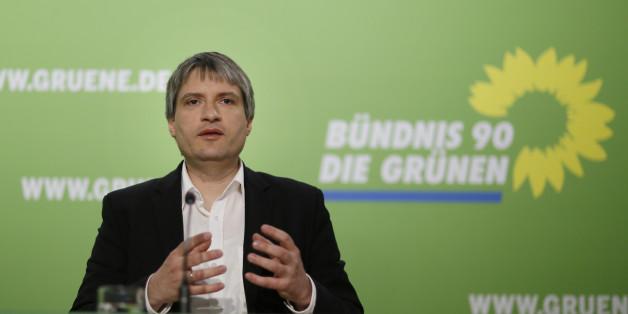 Sven Giegold, Europa-Politiker der Grünen, warnt vor Trump
