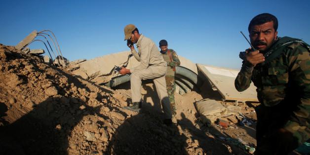Alle Welt schaut nach Mossul - doch weiter westlich könnte eine noch dramatischere Schlacht beginnen