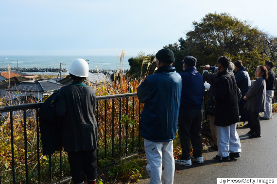 fukushima japan earthquake tsunami