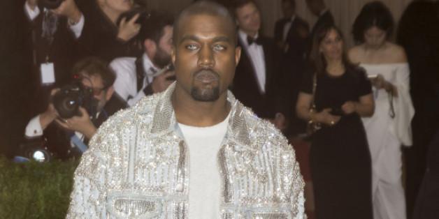 Kanye West im Mai 2016 bei der MET-Gala in New York