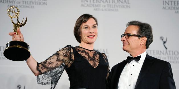 Christiane Paul ist beste Darstellerin bei den International Emmys