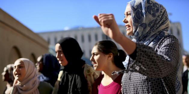 So bereiten sich amerikanische Muslimas nach Trumps Sieg auf Angriffe vor