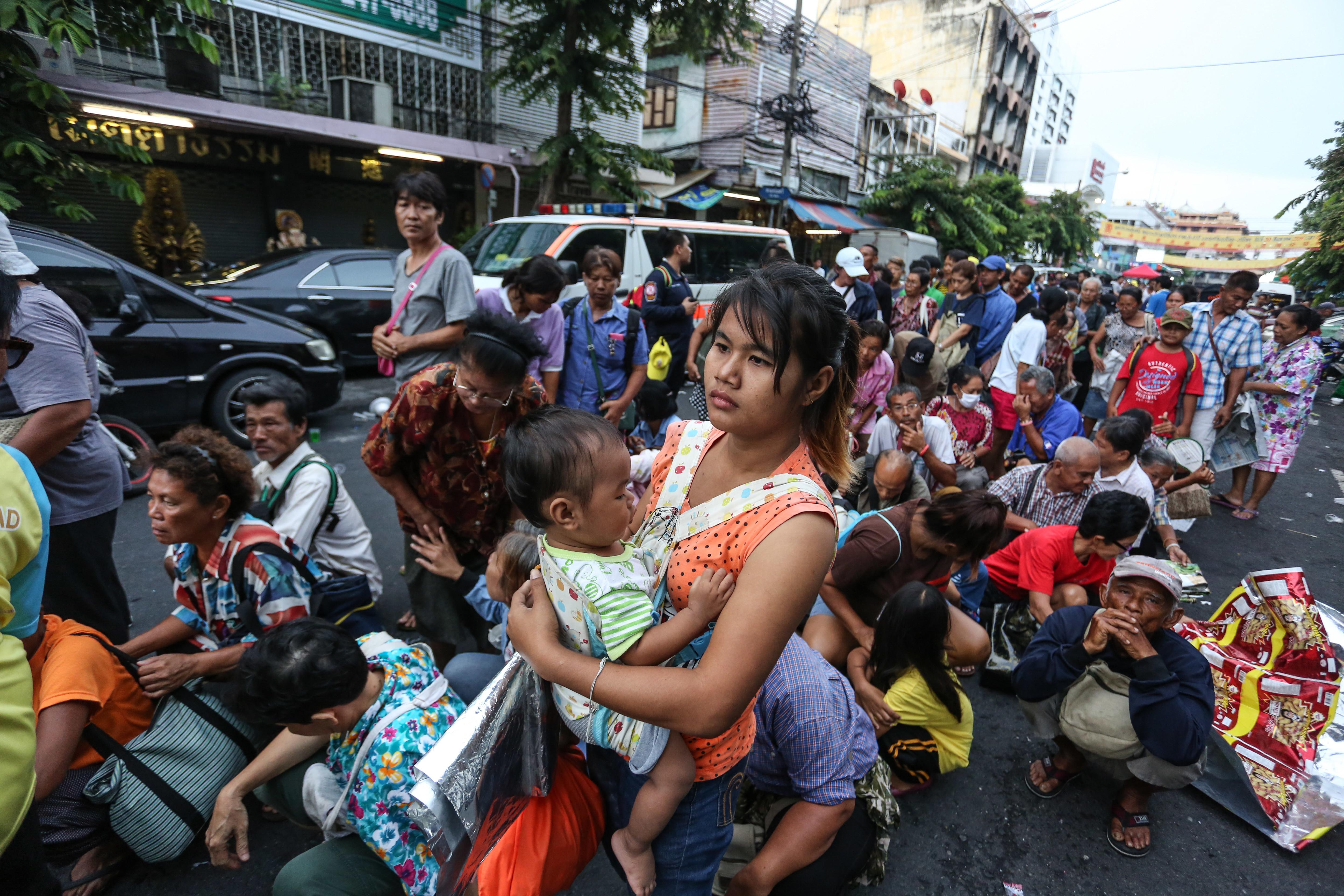 poverty thailand