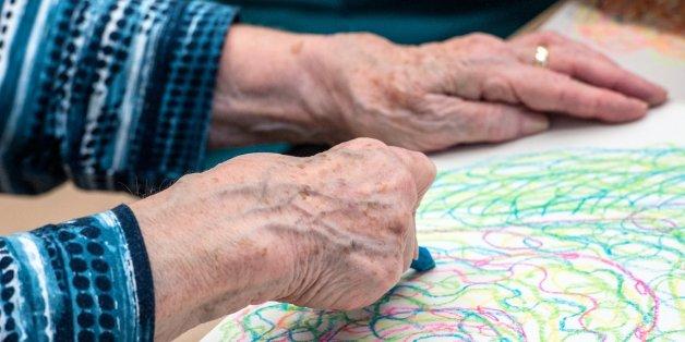 Die Zahl der Demenzneuerkrankungen geht zurück