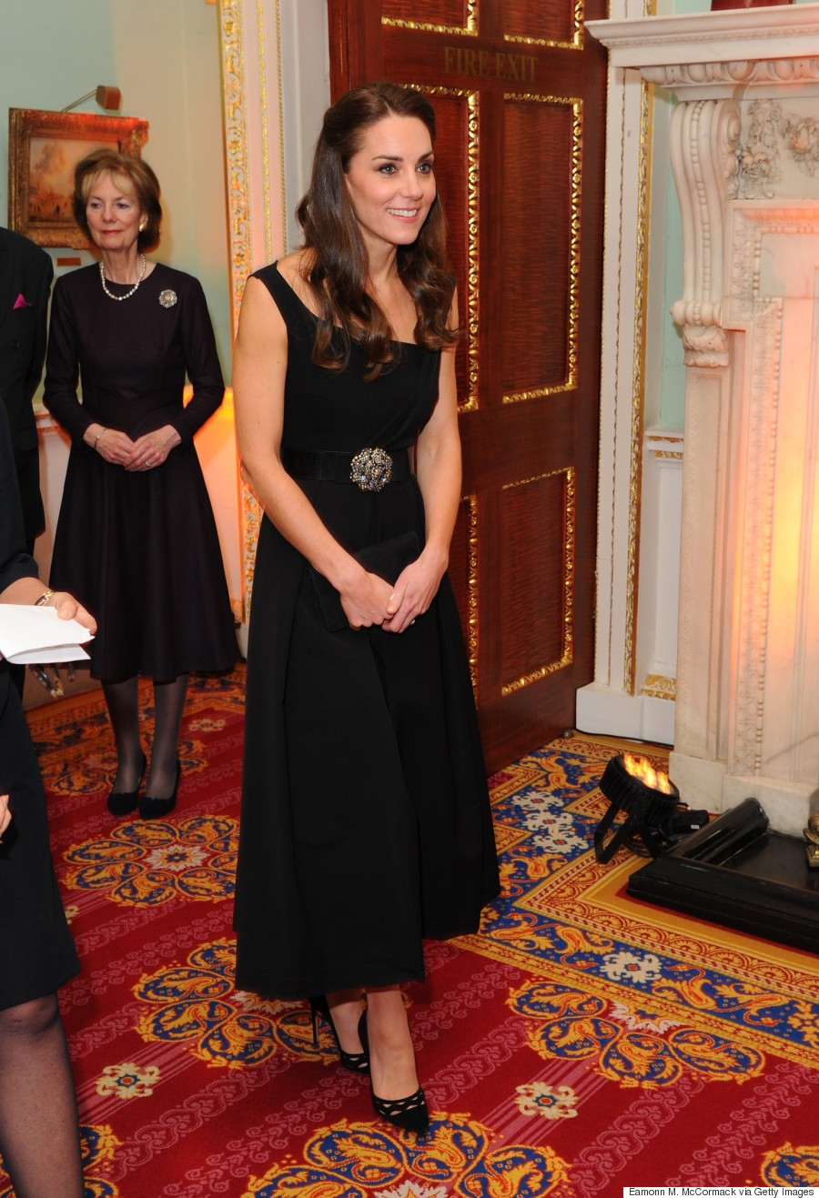 The Duchess Of Cambridge Wears A Dress We\'ve (Kind Of) Seen Before ...