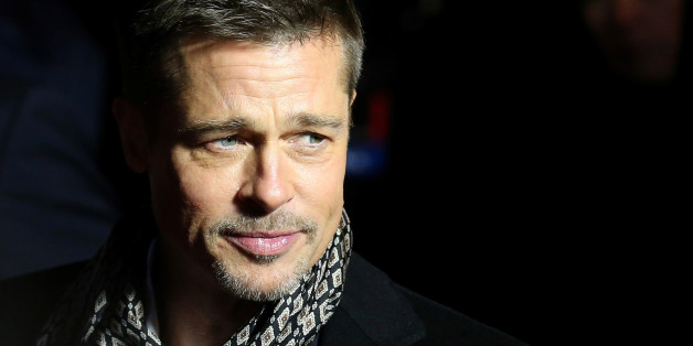 "Actor Brad Pitt arrives at the premiere of the film ""Allied"" in Madrid, November 22, 2016. REUTERS/Juan Medina/File Photo"